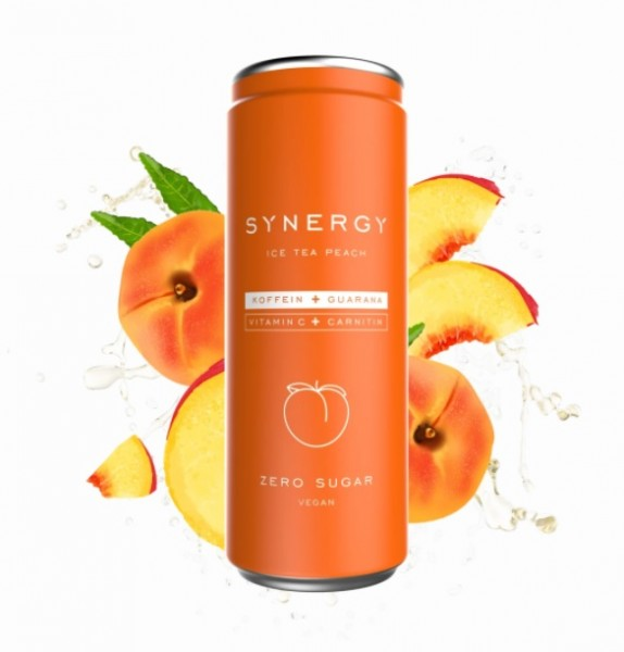 More Nutrition Synergy Energy Drink - 330ml Dose inkl. Pfand