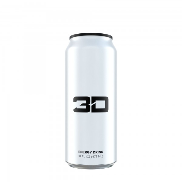3D Energy Drink - 473ml