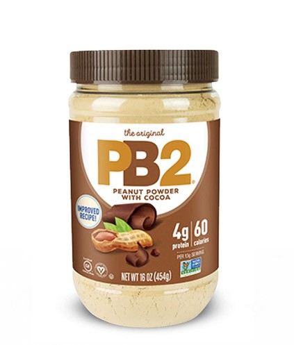 Vorratspack: Powdered Chocolate Peanut Butter PB2 - 453g