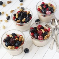 Vanille-Protein-Pudding