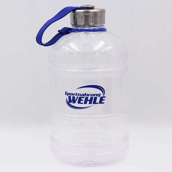 Wehle Sports Water Bottle - 1,89 Liter